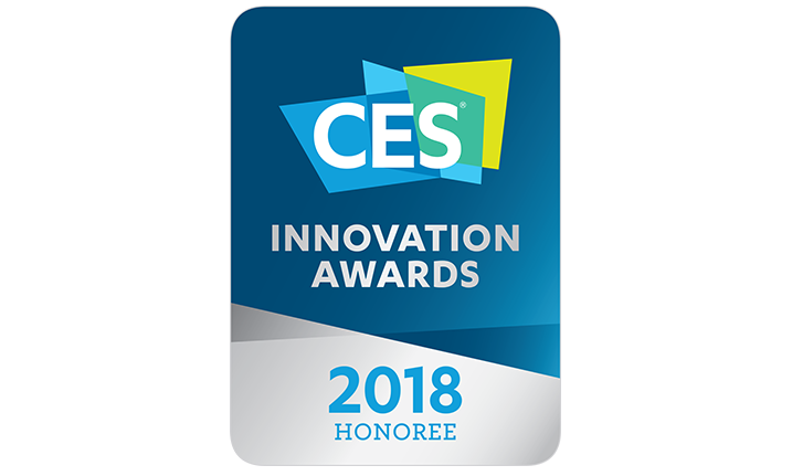 EDGE3 Technologies Receives CES 2018 Innovation Award